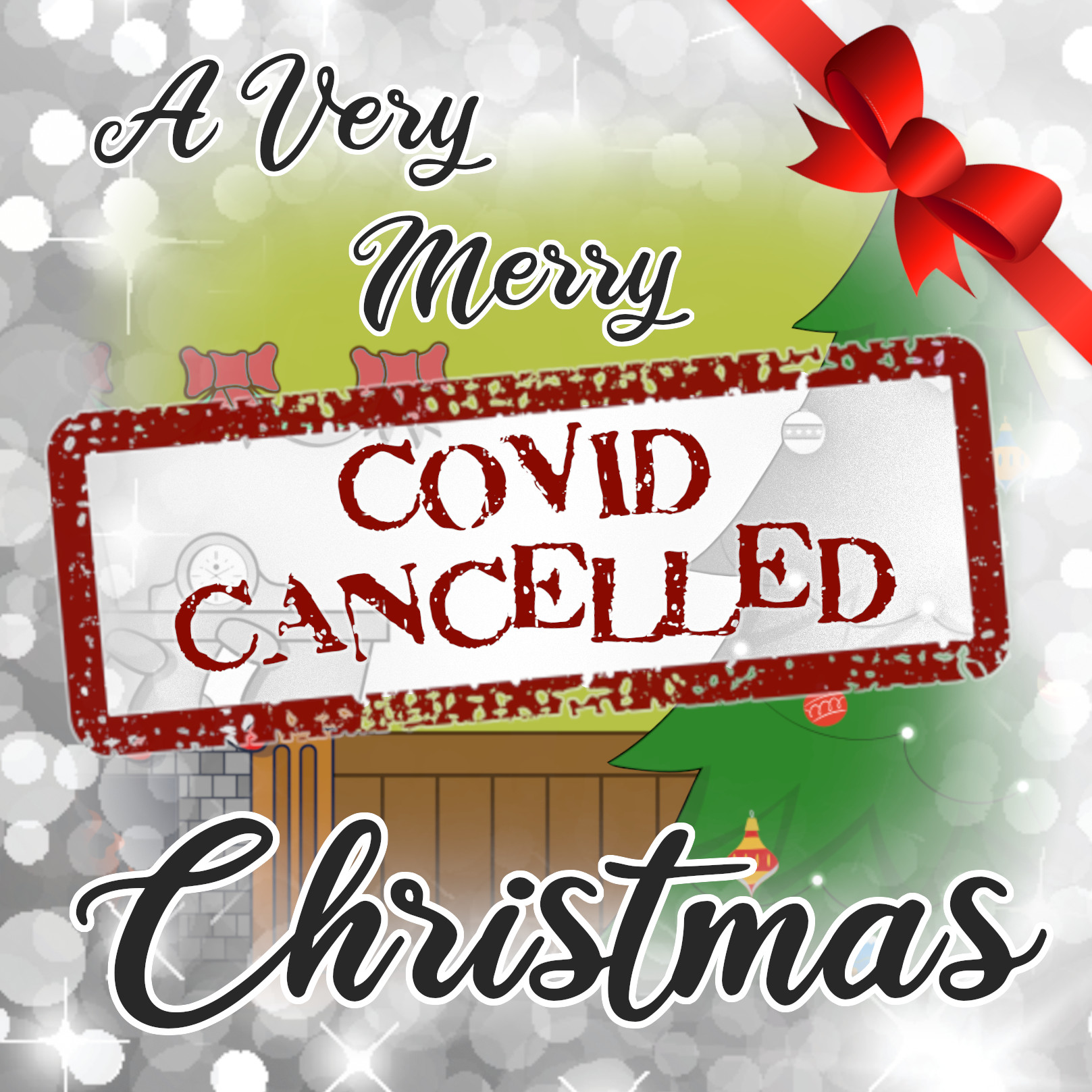 A Very Merry COVID Cancelled Christmas